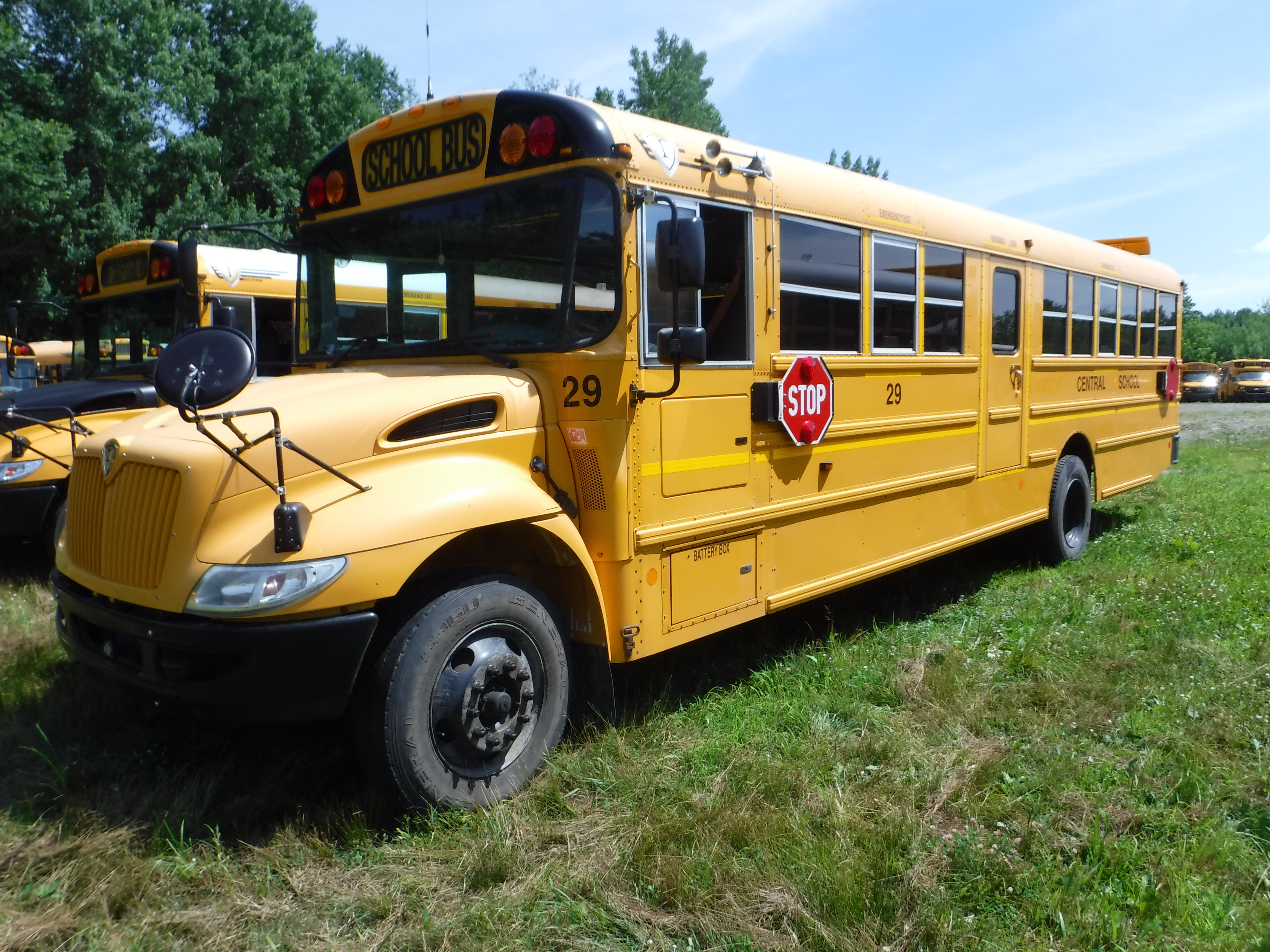 Used Buses – New York Bus Sales, Inc